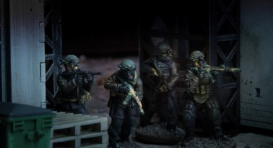 Special Operations Troops