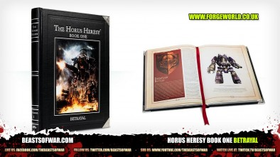 Unboxing: Forge World Horus Heresy Book One