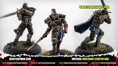 Unboxing: Warzone Resurrection - Imperial Wolfbane Starter Box