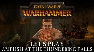 Warhammer - Dwarf Gameplay