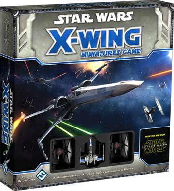 X-Wing Core Box