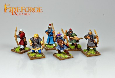 Arad Armoured Archers
