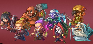 Arcadia Quest inferno New-Heroes