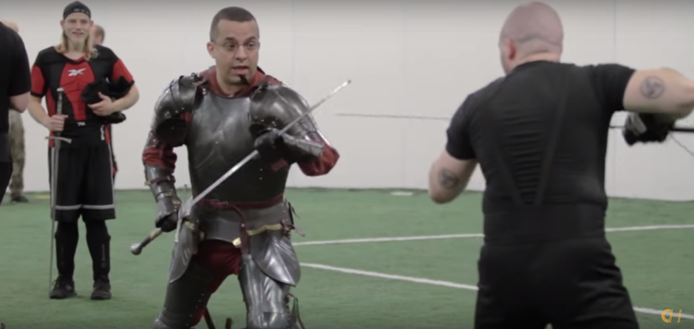 Documentary Takes Sword Fighting Back To The Source