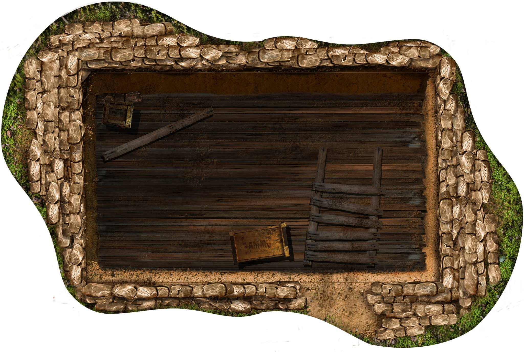 picture relating to 2d Printable Terrain referred to as Include Issue In direction of Your Activity With 2D Mats Versus Ruined Egg Game titles