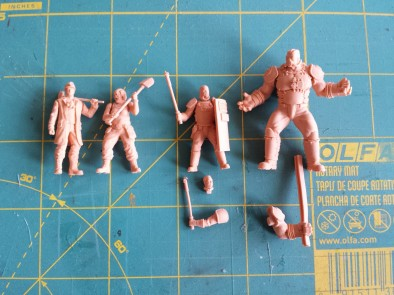 Broken Contract (Miniatures)