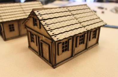 Colonial House #1