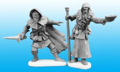 Cultist Thief & Apothecary