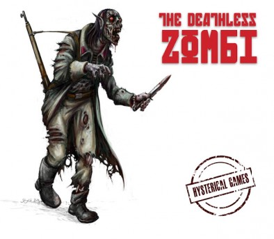 Deathless Zombie