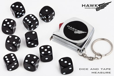 Dice & Tap Measure