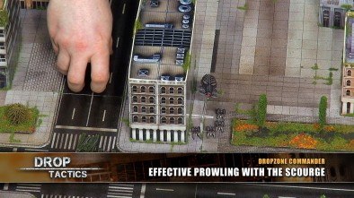 Drop Tactics - Effective Prowling With The Scourge
