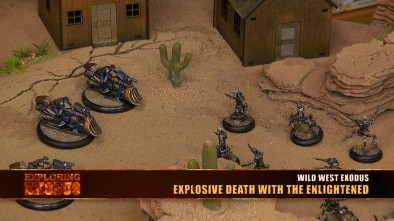 Exploring Exodus - Explosive Death With The Enlightened