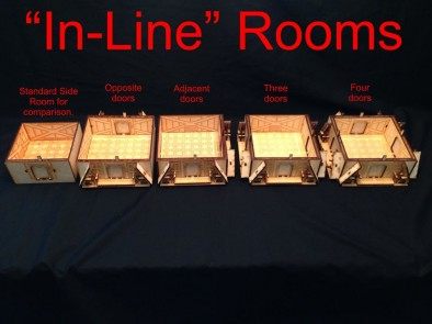 FA BHC in line rooms