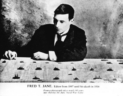 Fred T Jane