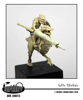Goblin Chieftain 2