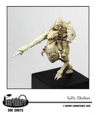 Goblin Chieftain 3