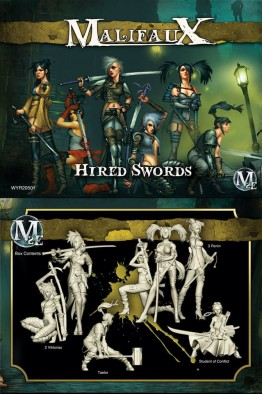 Hired Swords