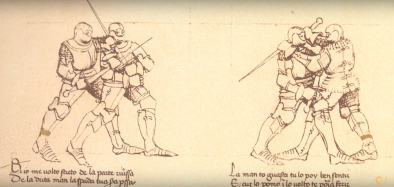 Medieval Fighting Text