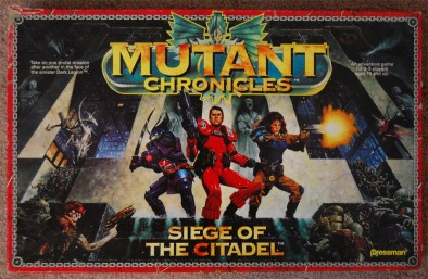 Mutant Chronicles - Siege Of The Citadel