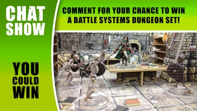 Weekender: Battle Systems Terrain In The Studio Going Post-Apocalyptic
