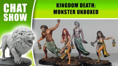 Weekender: Kingdom Death Monster Unboxed, New Shows & More