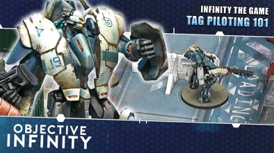 Objective Infinity: TAG Piloting 101
