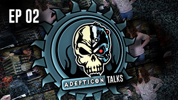 AdeptiCon Talks Ep 2 Interview With Shaun From Wyrd