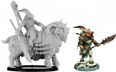 BRUNCHAATH THE VILE, GABRAX TAIN ON HOOF AND ON GOORACX