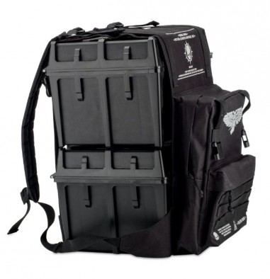 Backpack and Battle Case