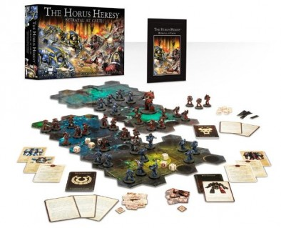 Betrayal At Calth Boxed Set