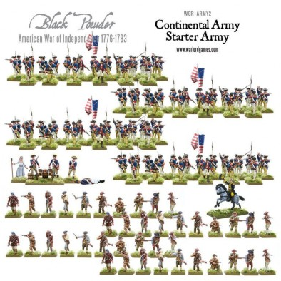 Continental Starter Army