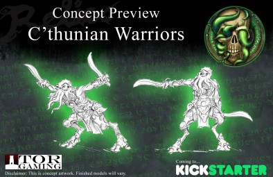 C'thunian Warriors