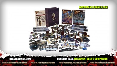 Unboxing: Dungeon Saga – The Adventurer's Companion - See more at: //www.beastsofwar.com/dungeon-saga/unboxing-dungeon-saga-adventurers-companion/#sthash.EsFPD2LW.dpuf
