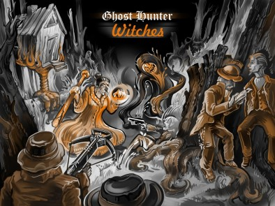 Ghost Hunter - Witches