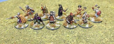 Half-Orc Characters