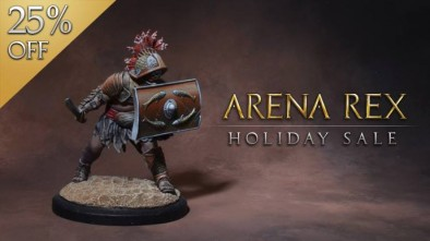 Holiday Sale - Arena Rex