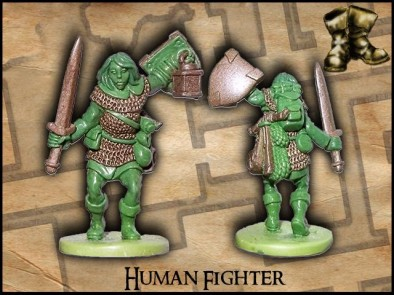 Human Fighter