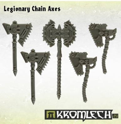 Legionary Chain Axes