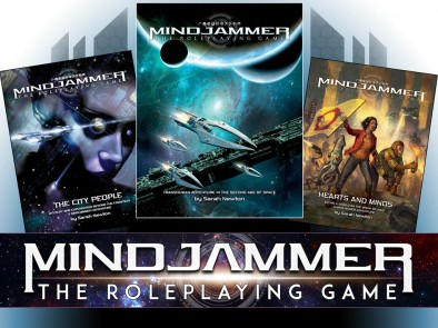 Mindjammer Role-Playing Game