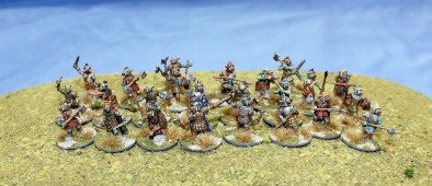 Pig-Orc Warband