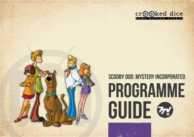 Scooby Doo Programme Guide