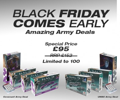 Spartan - Black Friday