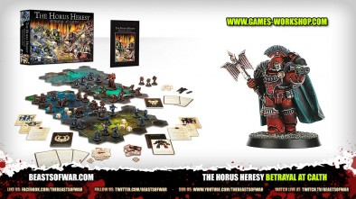 Unboxing: Horus Heresy - Betrayal At Calth