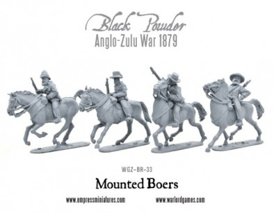 Mounted-Boers