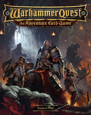 Warhammer Quest - The Adventure Card Game