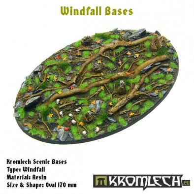 Windfall Bases 170mm