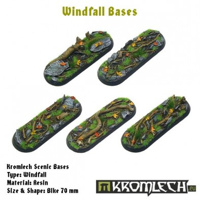 Windfall Bases 70mm