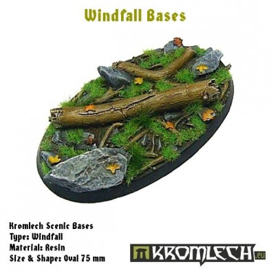 Windfall Bases 75mm
