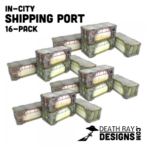 b4h shipping containers pack