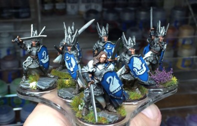 brushstroke - Knights Of Dol Amroth